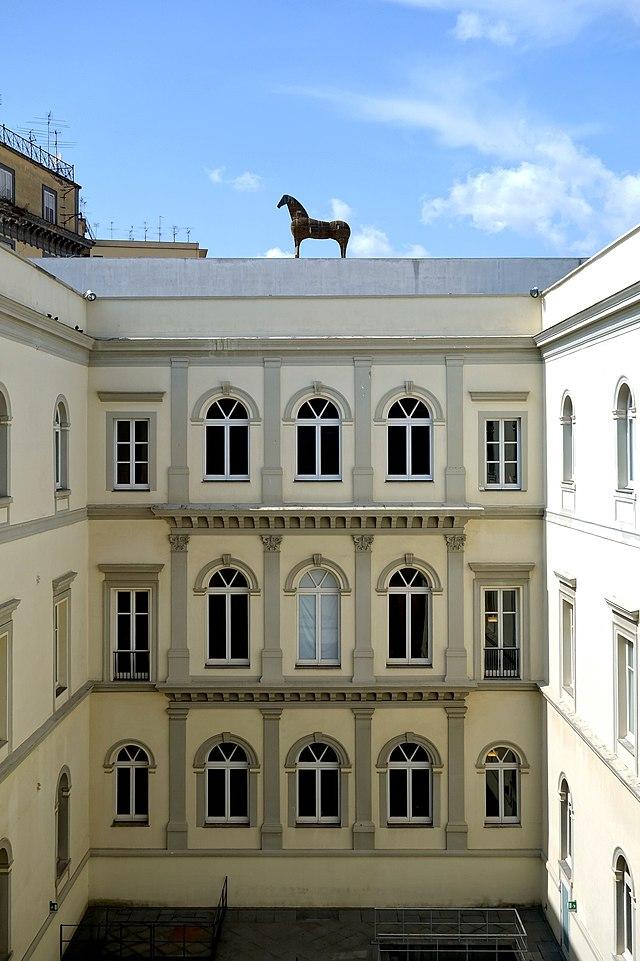 Museum of Contemporary Art Donna Regina