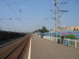 Naro-Fominsk rail crash