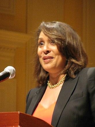 Natasha Trethewey - Trethewey reading at the Library of Congress in 2013