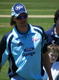 Nathan Bracken cricketer