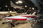 National Museum of the U.S. Air Force-North American X-10.jpg