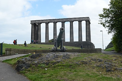 National monument, Edinburgh - panoramio