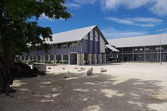 Demographics of Nauru - A Nauruan secondary school, 2010