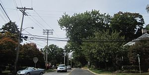 Navesink, New Jersey - Center of Navesink
