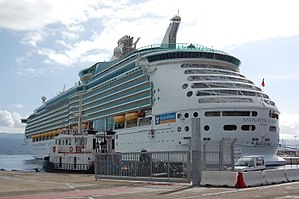 MS Navigator of the Seas - Image: Navigator of the Seas, Ajaccio, 2009