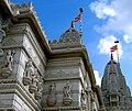 Neasden Temple - Shree Swaminarayan Hindu Mandir 4888034418.jpg