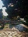 Necropolis and Ancient Main Road, Ostia Antica (45899058395).jpg