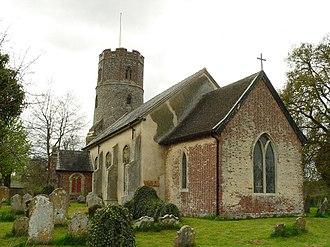 Needham, Norfolk - Image: Needham g 3