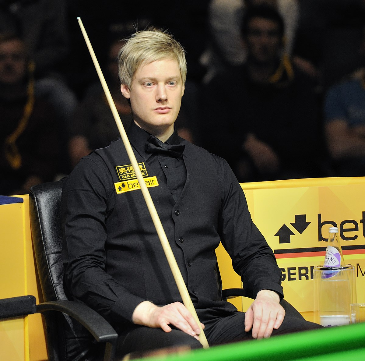 Robertson: Neil Robertson (snooker Player)