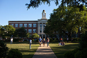 Mississippi College - Nelson Hall