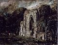 Netley Abbey ca. 1833 by John Constable.jpg