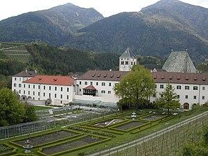 Oswald von Wolkenstein - Monastery Neustift