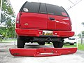 New bumper for Chevy Tahoe Z71 in Florida.jpg
