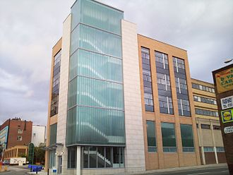 University of Liverpool School of Dentistry - New extension of Dental Hospital containing sedation suite and research facilities