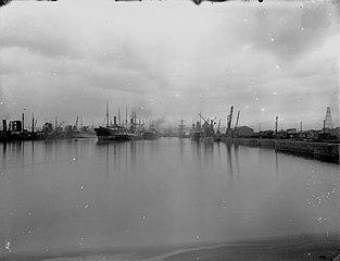 Newport Docks
