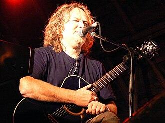 Pendragon (band) - Image: Nick Barrett at Baltic Prog Fest (2008 07 25)1