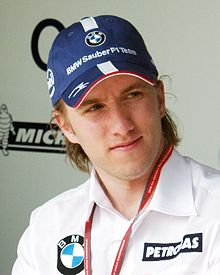 Photo de Nick Heidfeld en 2006