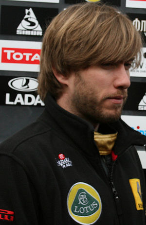 2011 Italian Grand Prix - The Renault team announced that Nick Heidfeld would be replaced for the rest of the season, by Bruno Senna.
