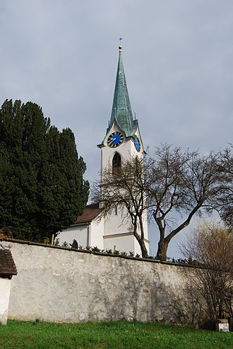 Niederweningen - Church of Niederweningen
