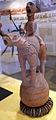 Niger, cavaliere, xix sec. terracotta.JPG