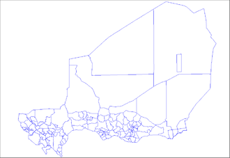 Communes of Niger - Communes of Niger