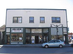 Niles Essanay Silent Film Museum - The Niles Film Museum in 2012