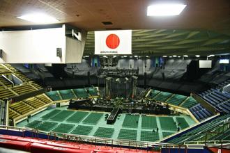 Nippon Budokan - A concert stage at Budokan
