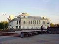 Nizhny Novgorod. Saved heritage facade of new Planetarium (Revolyutsionnaya St, 20).jpg