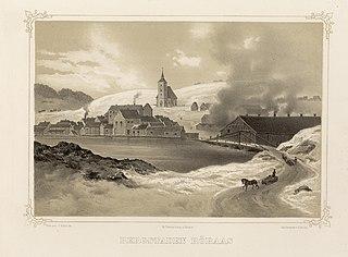 Bergstaden Röros
