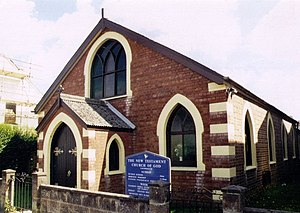 English: North Camp New Testament Church, Farn...