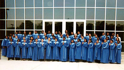 Northwestern HS Gospel Choir