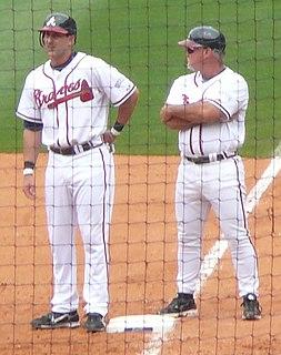 Greg Norton (baseball) American baseball player