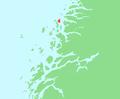 Norway - Rødøya, Rødøy.png