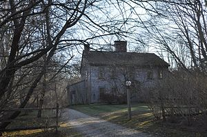 Bryant–Cushing House - Image: Norwell MA Bryant Cushing House