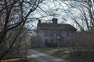 Bryant–Cushing House - Image: Norwell MA Bryant Cushing House