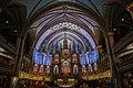 Notre-Dame Roman Catholic Church Basilica - Montreal 01.jpg