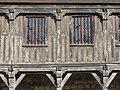 Noyon (60), cathédrale Notre-Dame, bibliothèque du chapitre, façade principale sud-est, étage.jpg