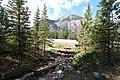 O'Shaughnessy falls kananaskis Alberta Canada (9728952636).jpg