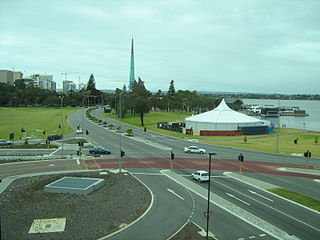 Riverside Drive, Perth