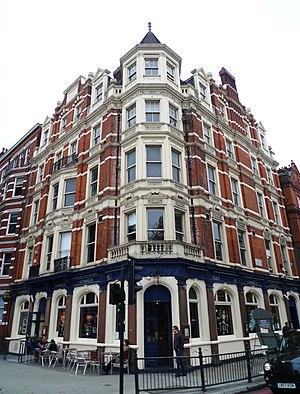 O'Neill's (pub chain) - O'Neill's Earls Court