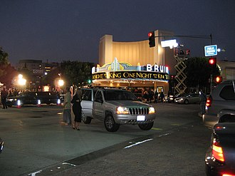 One Night with the King - Premiere Night at Mann Bruins Theater in L.A. California