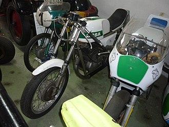 Ossa (motorcycle) - Ossa SPQ
