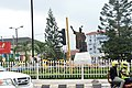 Obafemi Awolowo monument,Allen roundabout,Lagos.jpg