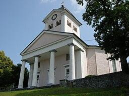 Ev. Kirche Oberneisen Friedrich Ludwig Schrumpf 1816-19