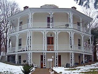 Octagon House (Danbury, Connecticut)