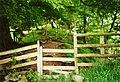 Offa's Dyke approaching Bronygarth - geograph.org.uk - 710605.jpg