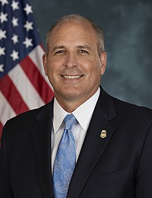 Official Portrait of Acting Commissioner Mark A. Morgan (48242367472).jpg