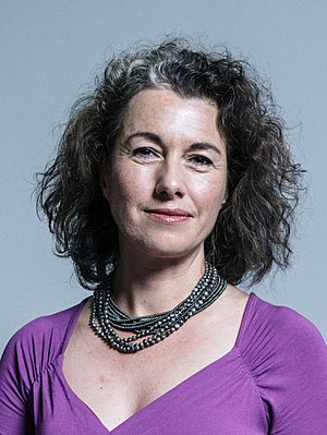 Rotherham by-election, 2012 - Image: Official portrait of Sarah Champion crop 2