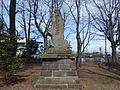 Okadama Shrine - Triumphal Monument of Russo-Japanese War.JPG