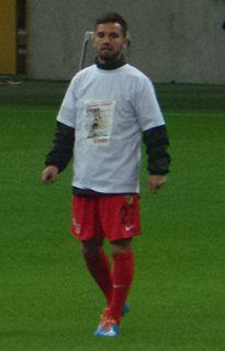 Okan Aydın Turkish footballer